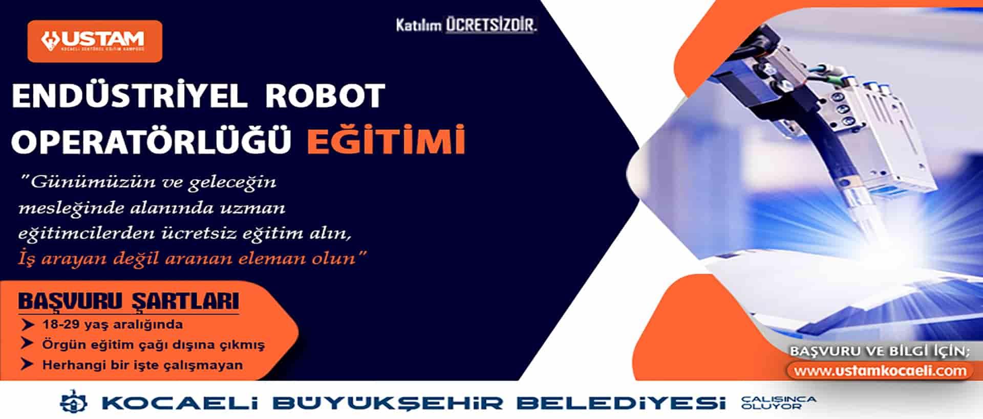 Ustam robot